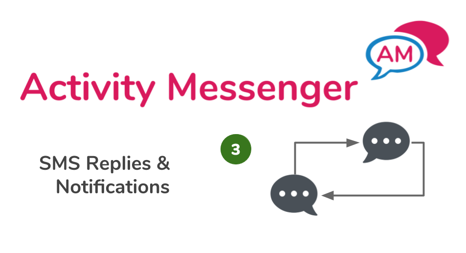SMS Replies & Notifications in Activity Messenger
