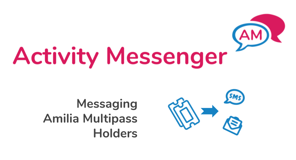 Messaging Amilia Multipass Holders using Activity Messenger