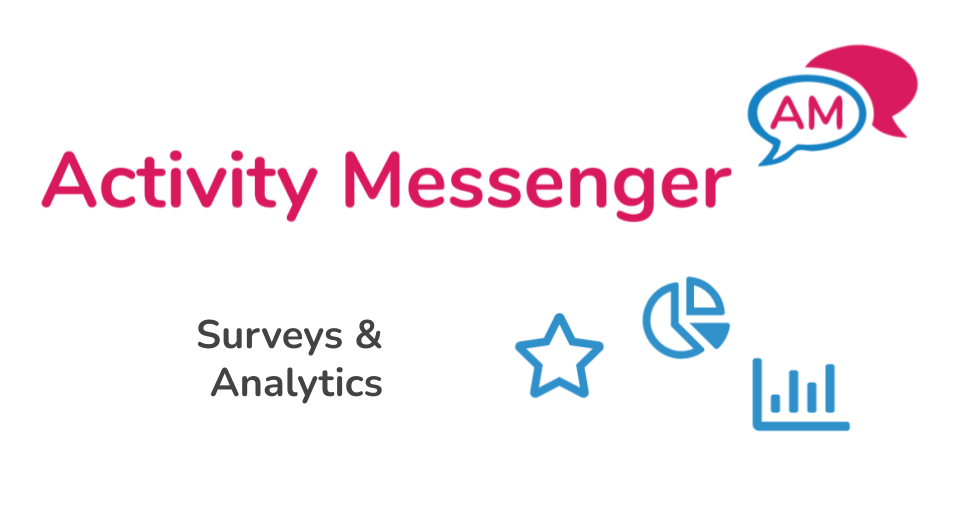 Running a Survey with Activity Messenger